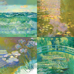 Monet's most beautiful works - Collection 4