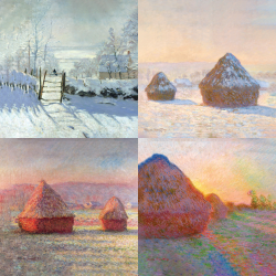 Monet's most beautiful works - Collection 5