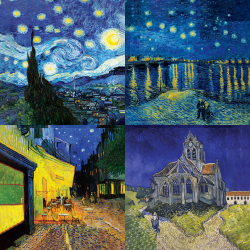 Van Gogh's most beautiful works - Collection 1