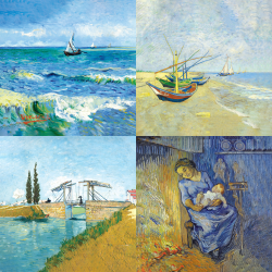 Van Gogh's most beautiful works - Collection 2