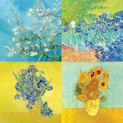 Van Gogh's most beautiful works - Collection 3