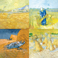 Van Gogh's most beautiful works - Collection 5