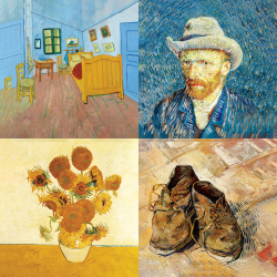 Van Gogh's most beautiful works - Collection 6